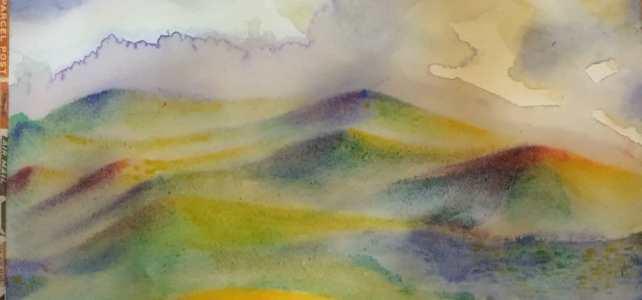 Torn Mountain