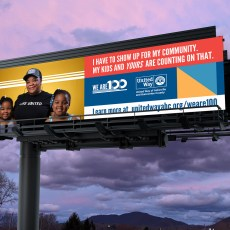 Case Study – United Way of Asheville – We Are One Campaign