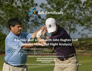 John Hughes Golf, Orlando Golf Lessons, Orlando Golf Schools, Golf Lessons in Orlando, Golf Schools in Orlando, Golf Lessons in Kissimmee, Florida Golf Lessons, Florida Golf Schools, 5 Father's Day Gift Suggestions