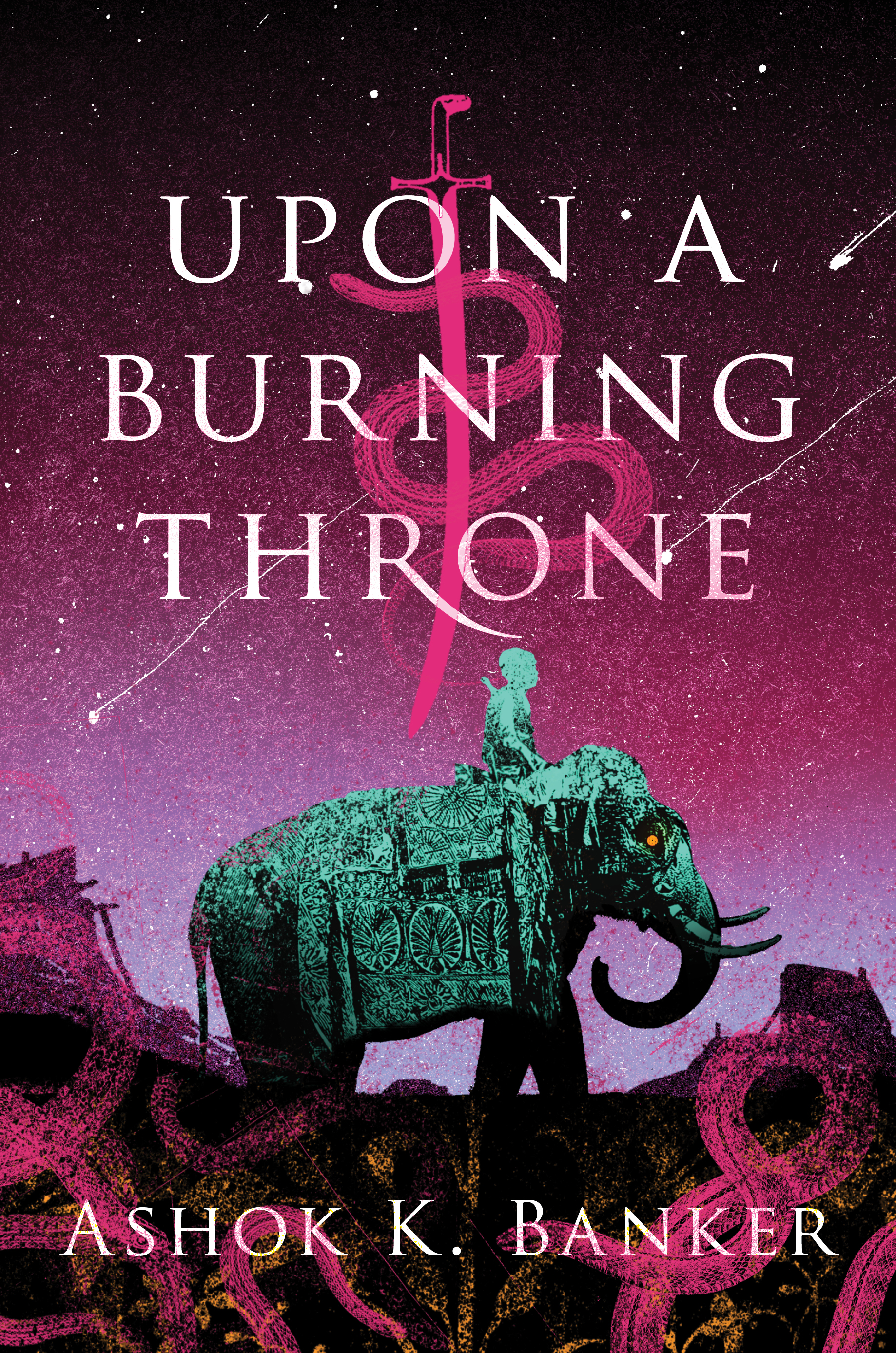 Image result for upon a burning throne