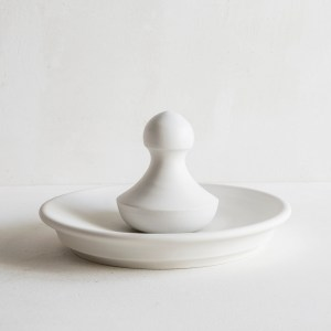 Porcelain Pestle and Mortar Small
