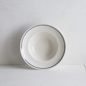 Cobalt Line Deep Bowl for soup