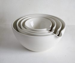 Mixing Pouring Bowl Set of 4