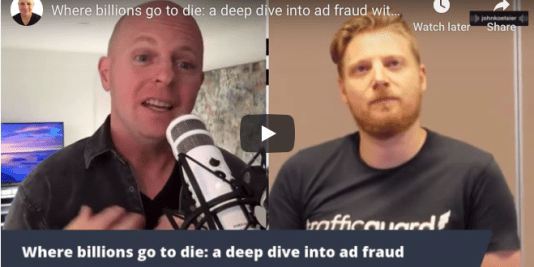 ad fraud podcast