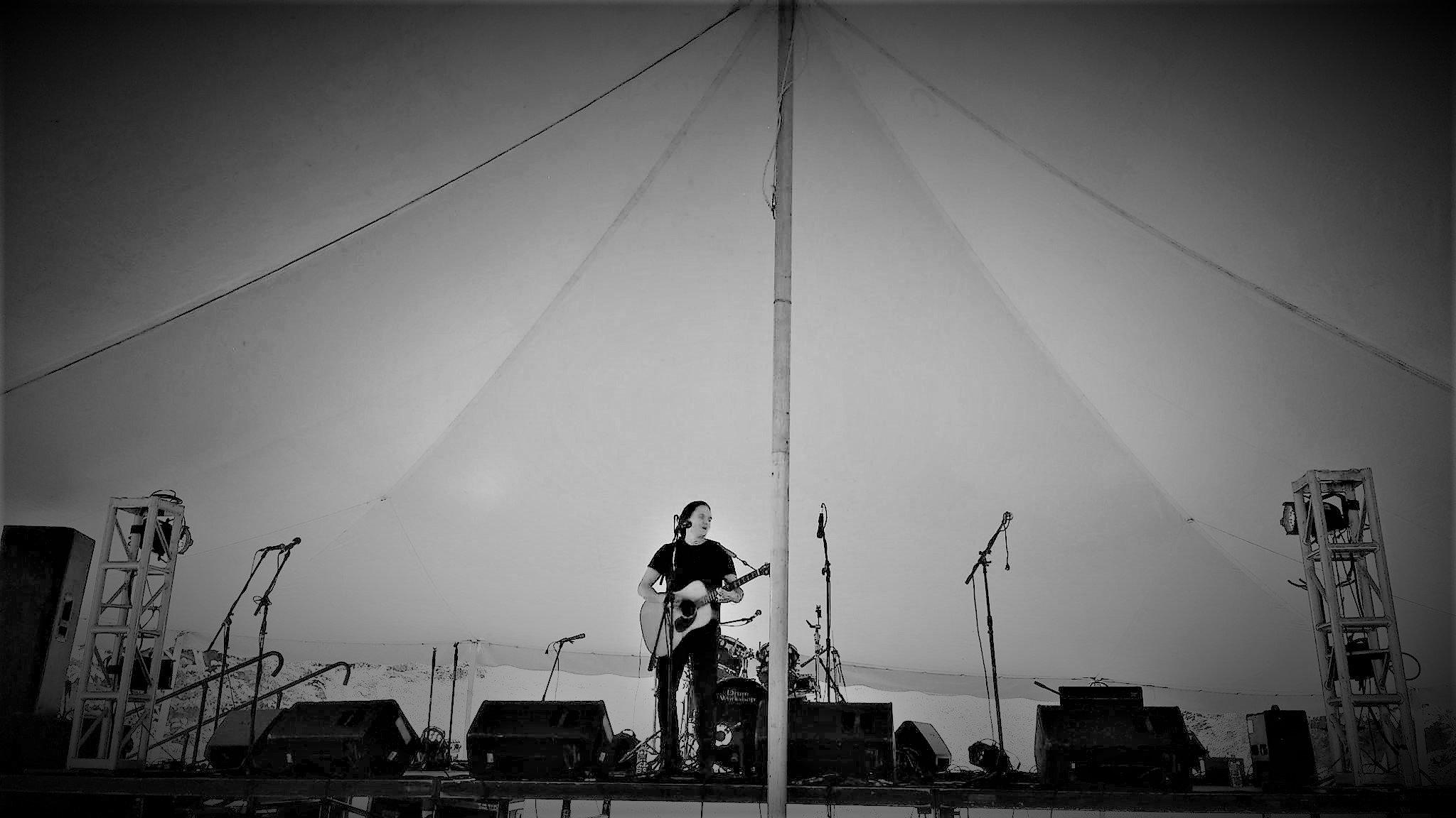John Kyle Live at the Matrix Music Festival