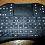 Rii i8 mini 2.4GHz wireless keyboard for Openelec on Raspberry Pi
