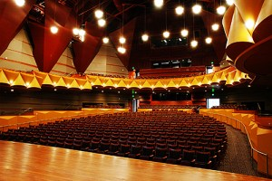 California State University Fullerton Auditorium