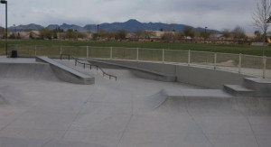 Duck Creek Skate Park