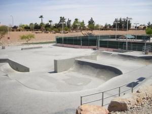 Elkhorn Springs Skate Park