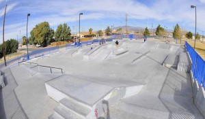 Martin Luther King Skate Park