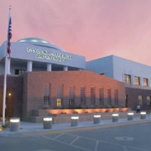 NLV-detention center