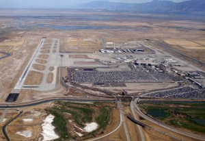 Salt Lake City International Airport - Western Airlines Air Cargo Maintenance Facility-1