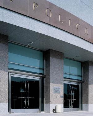 Santa Ana Police Holding and Administration Facility