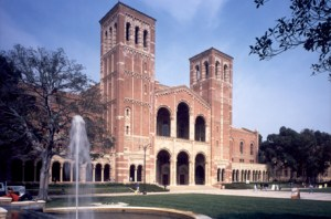 UCLA Royce Hall Seismic Retrofit