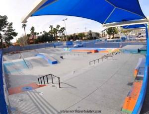 Winchester Skateboard Park