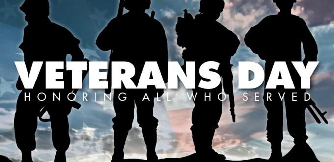 John A. Martin & Associates of Nevada - Veterans Day