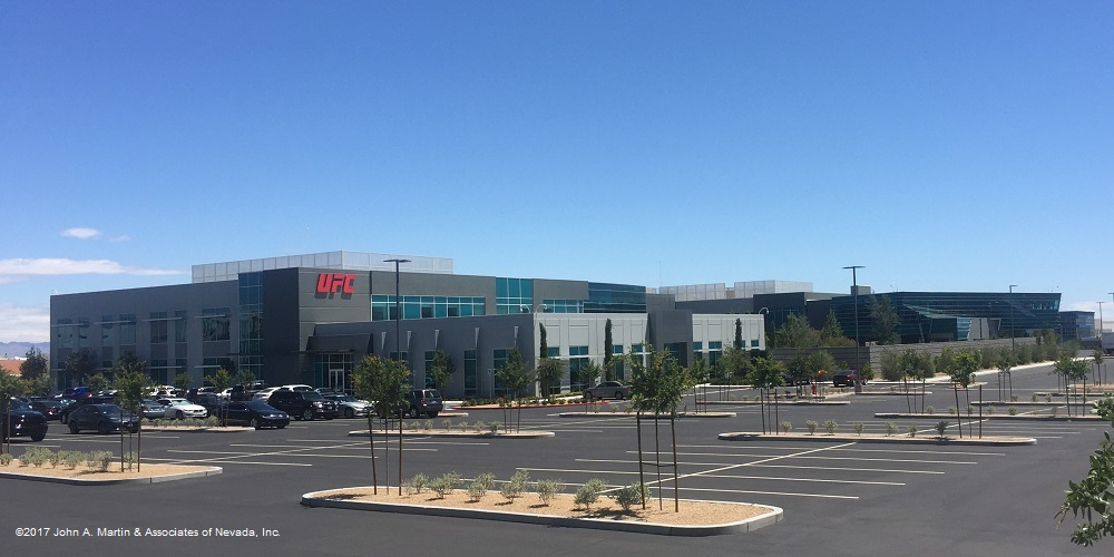 UFC Headquarters - Las Vegas, Nevada