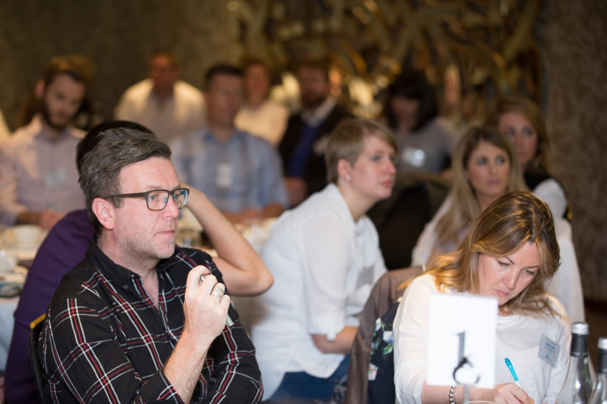 UX Leaders Masterclass Delegates - Manchester