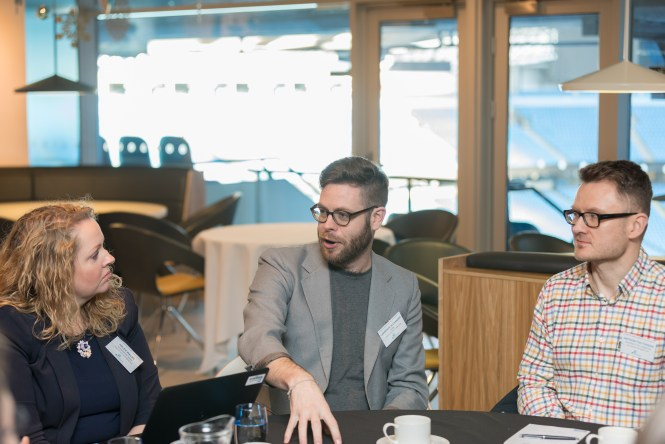 Search Leaders Masterclass - Etihad Stadium
