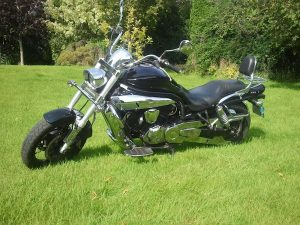 cheap motorbike Hyosung GV650 Aquila