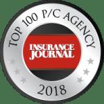 Top 100 Agency Badge Insurance Journal