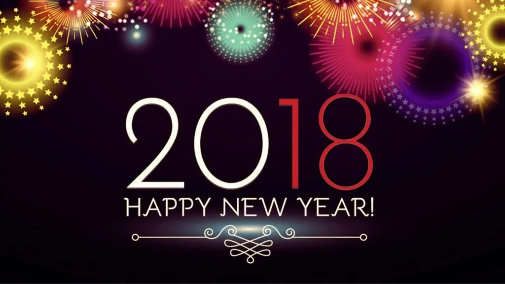 Happy New Year!  My Advice For A Better 2018