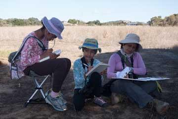 Nature Journal Club outing & Elkhorn Slough - Moss Landing, CA,