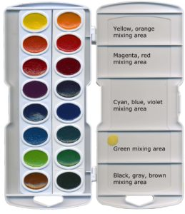 Modified Prang palette. Click to enlarge.