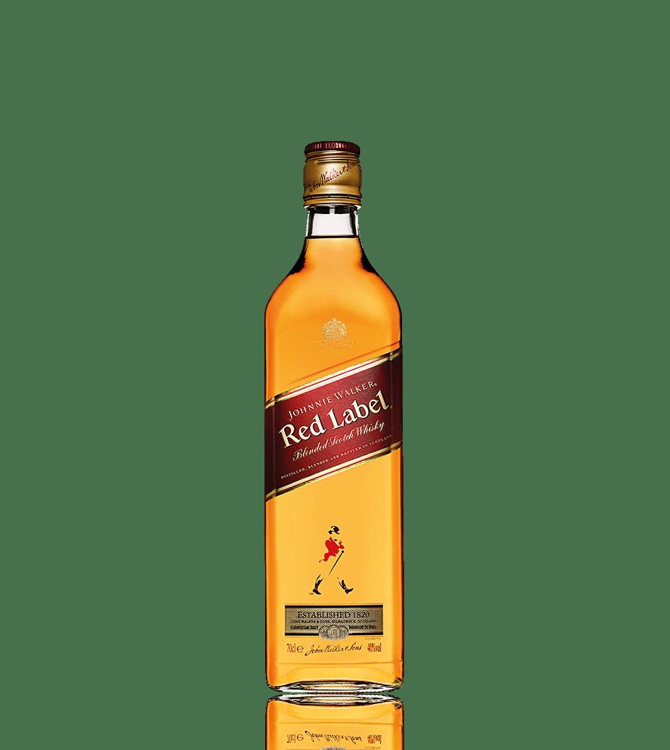 Johnnie Walker Red Label Scotch Whisky | Johnnie Walker