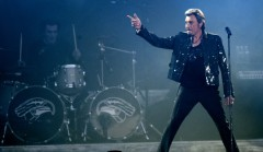 Concert Johnny Hallyday grenoble