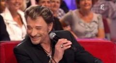 Johnny Hallyday Vivement dimanche 08 mai 2011