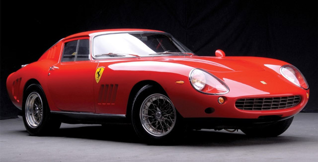 Voiture-Ferrari-275-GTB-de-Johnny-Hallyday