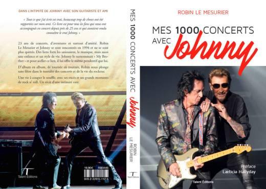 mes 1000 concerts avec Johnny Livre