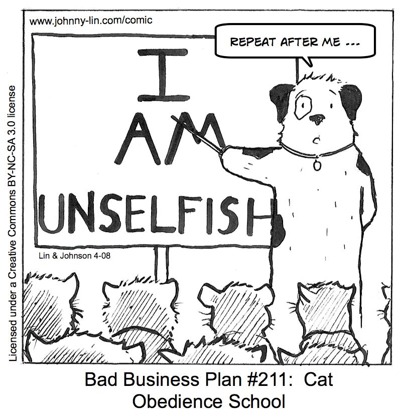 Under the Microscope: Bad Business Idea