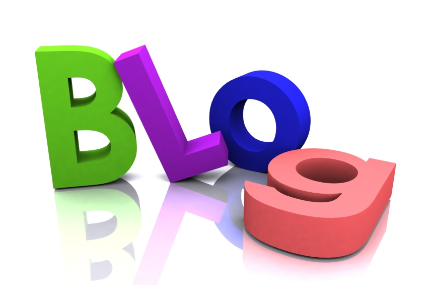 Build internal links with blogging