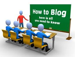 Do you want to start blogging?
