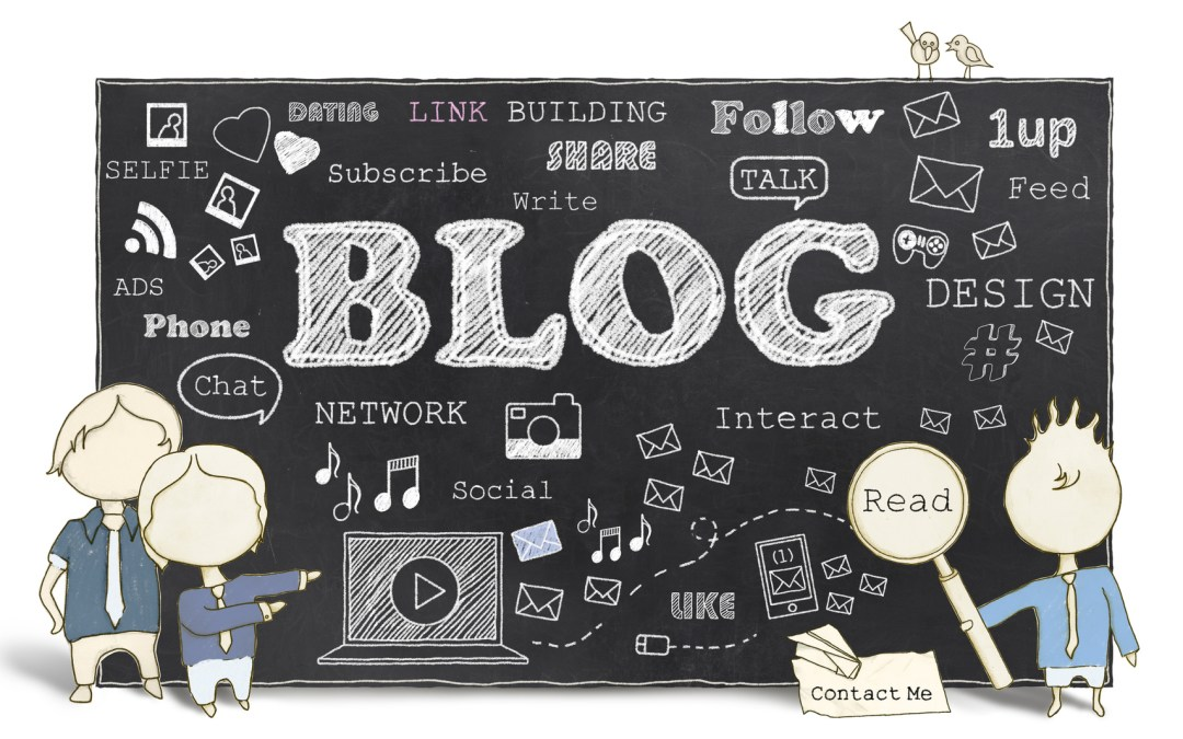 Identify who you want to reach with blogging