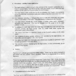 Procedure in Liability Order Applications