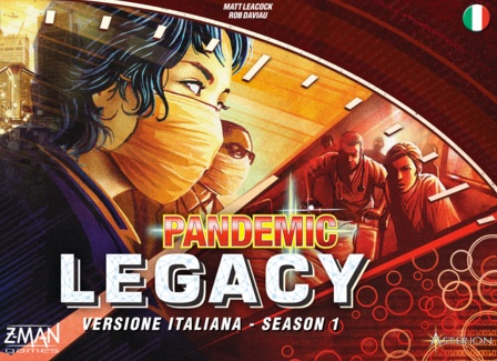 Pandemic Legacy: Stagione 1