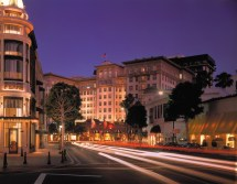 Four Seasons Beverly Wilshire Hotel