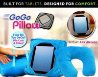 Travel Product of the Week: GoGo Pillow