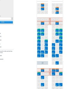 American airlines new  seat map also why not to fly on  planes johnny jet rh johnnyjet