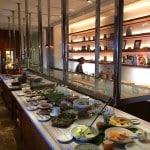 Ka'ana Kitchen buffet spread