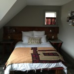 Longhouse bed at Mad River Barn