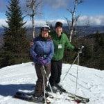 Skiing at Sugarbush