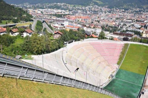 Bergisel Olympic Ski Jump Tower