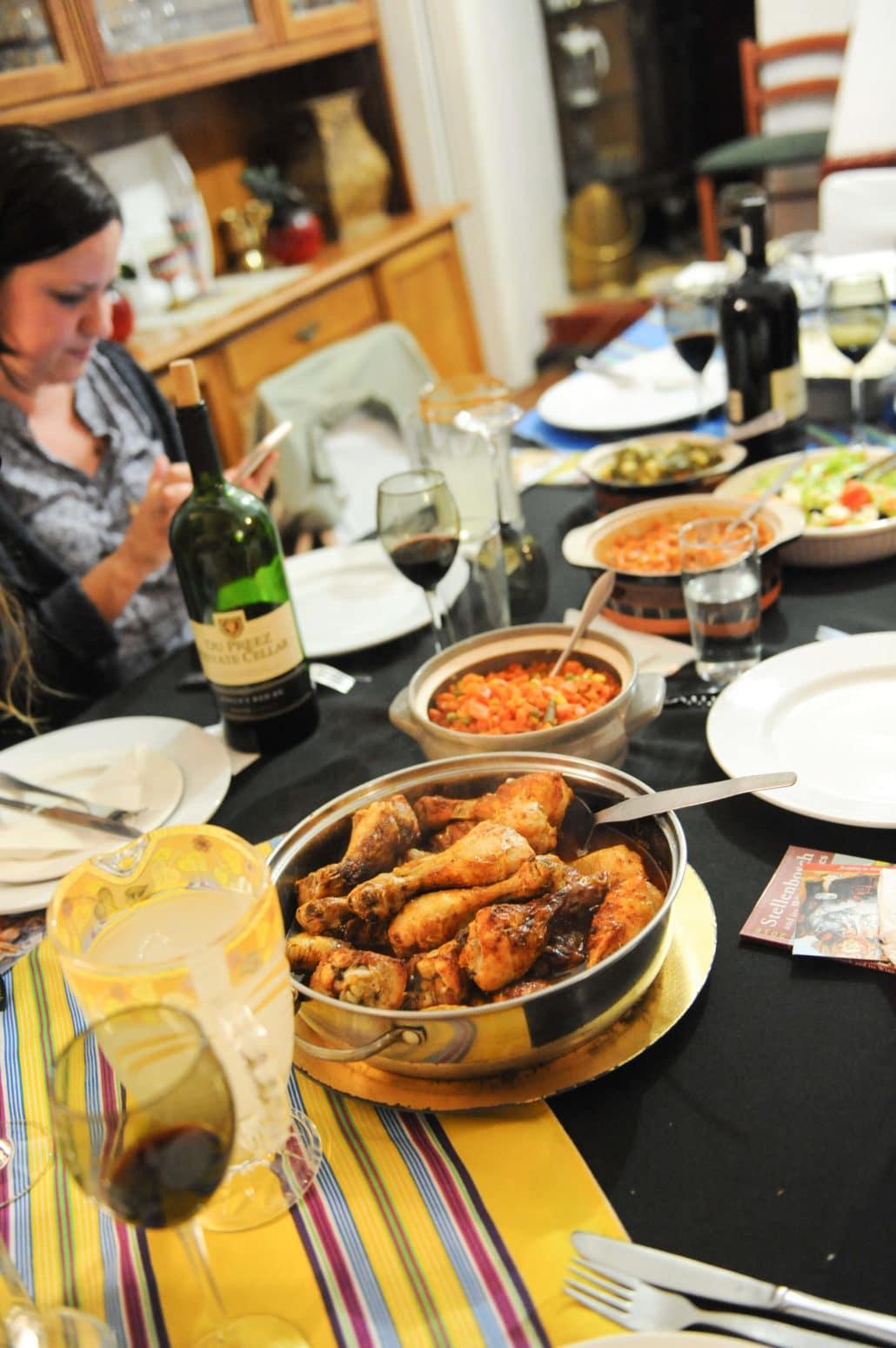 Nocawe's prepared meal