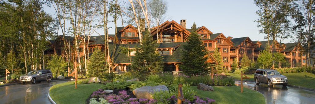 Lake Placid's Whiteface Lodge (Credit; Whiteface Lodge)