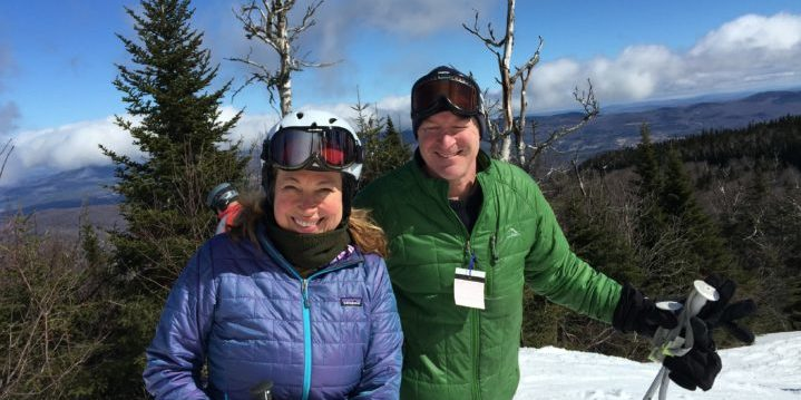 Skiing in Vermont's Mad River Valley