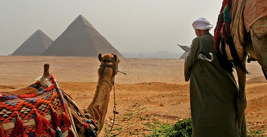 Win a trip to Egypt (Credit: World Nomads)
